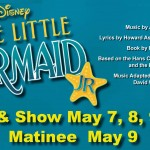 The Little Mermaid Jr poster final with sponsor